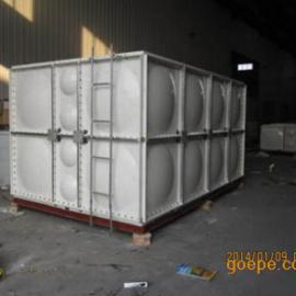 瑞丰厂家直销玻璃钢水箱,质量保证,现货供应玻璃钢生活水箱