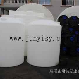 5立方医药储存桶 5吨PE耐酸碱储存桶 5000升储存桶