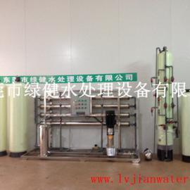 半导体晶片芯片清洗用超纯水设备 工业高纯水制取装置