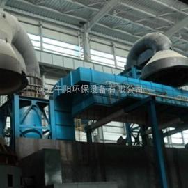 中频炉除尘器,电炉除尘器设备,电弧炉袋式除尘器基本结构