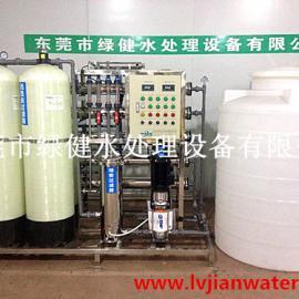 0.5吨/小时双级反渗透设备 生物医药用二级反渗透纯水设备