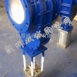温州双诚陶瓷阀厂家提供 气动陶瓷出料阀