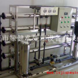 RO逆渗透纯水机 洗涤剂用去离子水设备价格 反渗透设备