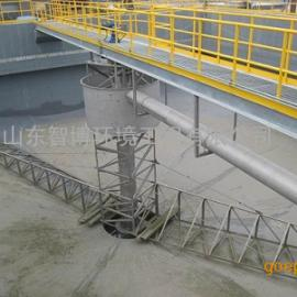 中心传动悬架浓缩机 池径18米 水上碳钢水下不锈钢