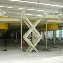 剪叉式起落货梯 货品卸平台 剪叉式货品起落机