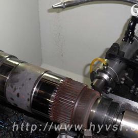 金属表面加工豪克能金属镜面滚压工具超声波金属镜面滚压