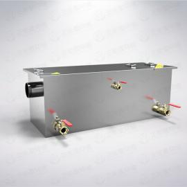 无消耗、低成本---无动力油水分离设备--隔油池