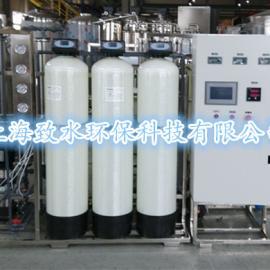 江浙沪光学玻璃用纯水设备ZSCF-JZH1000L