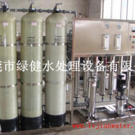 自来水过滤纯净水设备 DI去离子水系统 反渗透膜制水设备