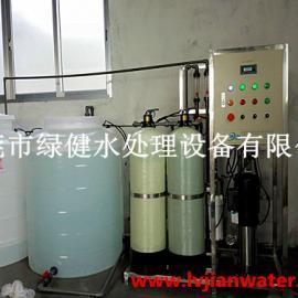 新疆0.25T/H全自动纯净水设备 RO反渗透水处理设备