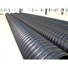 污水用管,兴安盟HDPE(钢带)增强波纹管