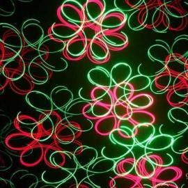 广东草坪灯工厂 防水激光草坪灯 室内外装饰灯 圣诞树装饰灯