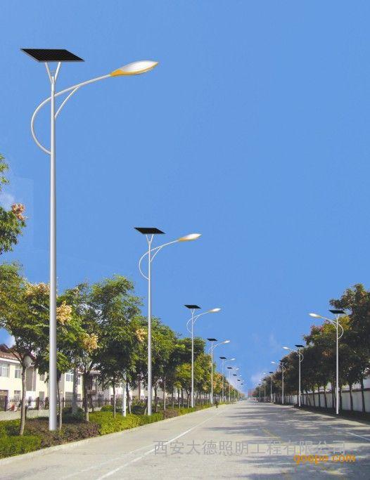 榆林太阳能路灯厂家直销