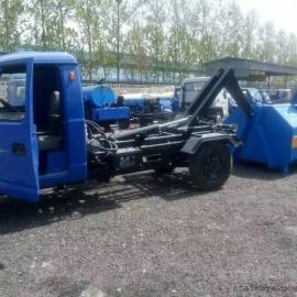 三轮钩臂式垃圾车河北生产厂家