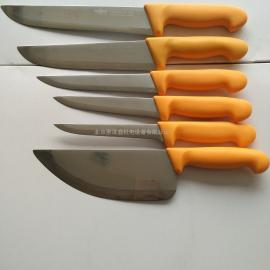 台湾进口手持刀具、屠宰刀具、分割、剔骨刀