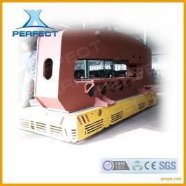 厂家设计生产销售1-20吨电动无轨胶轮车 无轨台车