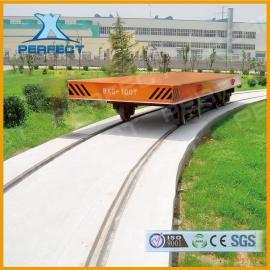 ***新设计的自由转弯轨道平车 转弯顺畅 高效快捷