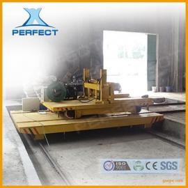 rgv钢轨平移台车自动化生产线用到的电气控制过跨摆渡平板车