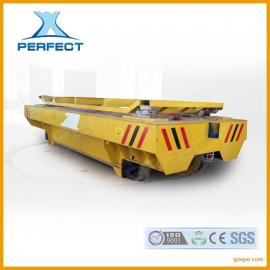 河南帕菲特专业设计生产钢坯电动轨道平车 安全 稳定 高效