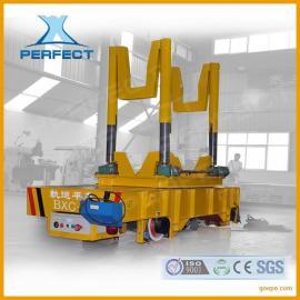 河南帕菲特研发设计的耐高温、安全稳定的电动钢包车