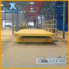 专业设计生产的横向移动过跨转运平板车 稳定 坚固 安全 高效