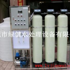 电镀涂装纯水设备 工业反渗透设备 单级反渗透纯水机