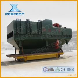 铁路钢轨搬运电动平板车 可订制