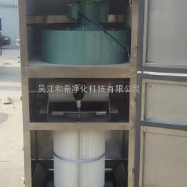 移动脉冲式除尘器,集尘器
