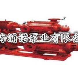XBD-W型卧式喷淋多级消防泵