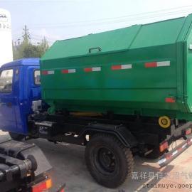 陕西3吨勾臂式垃圾车价格是多少