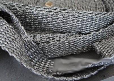 石墨编织带|骏驰出品钢厂维修专用钢丝增强石墨编织带