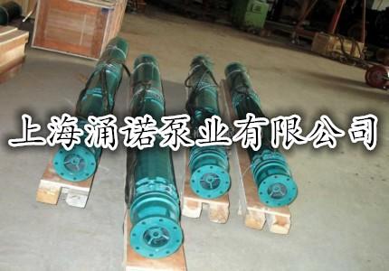 qj型井用多级潜水泵