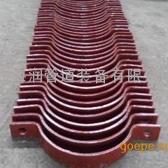 基准型双螺栓管夹A5生产厂家