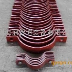 基准型双螺栓管夹A5厂家