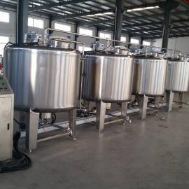 巴氏奶生产线|巴氏奶生产线工艺|中小型巴氏奶生产线流程