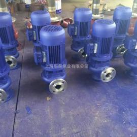 GW型无堵塞管道式排污泵