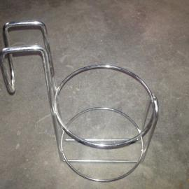 不锈钢粗丝挂篮@清洗液用篮@推车手提清洗挂篮