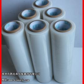 拉伸膜 白色透明缠绕膜 PE围膜 白色包装膜