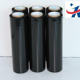 黑色包装膜:黑色缠绕膜,黑色包装膜价格