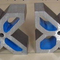 大连V型铁、大连铸铁弯板