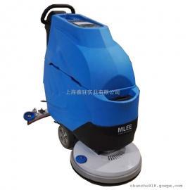 厂家直销洗地机超市酒店物业保洁用手推式电动洗地机批发