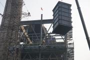 华电热电厂湿式静电除尘器改造工程/脱硫塔烟囱
