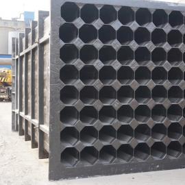 山东济南热电公司链条炉湿式静电除尘器生产厂家