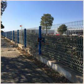 北京小区护栏网 北京海关护栏网 镀锌喷塑处理龙桥厂家直销