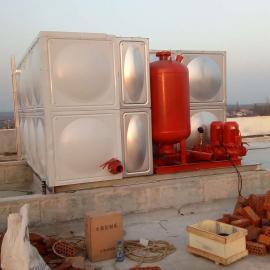 设计院图纸W-9-18-30-I-HDXBF箱泵一体化水箱