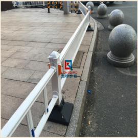 镇江车间隔离栏 车间防护栏 可任意组合 不用打地脚螺栓