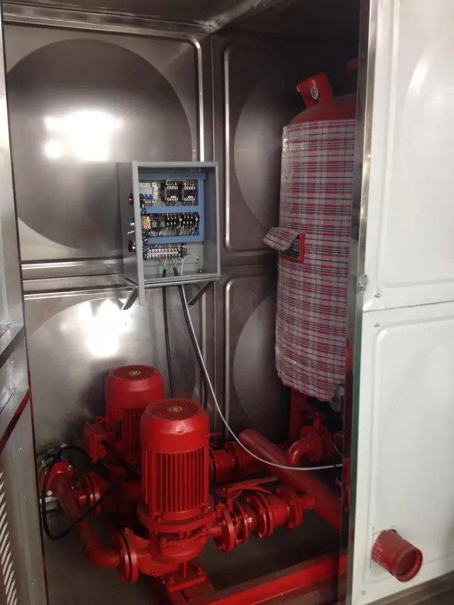 扬州箱泵一体化图纸W-9-18-30-I-HDXBF