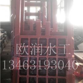 厂家销售异形高压水闸门,铸铁高压闸门