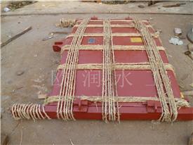 加工定制欧润铸铁闸门,铸铁方闸门
