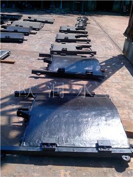 生产销售铸铁镶铜闸门
